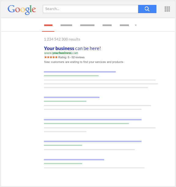 improve your google search engine ranking with our help